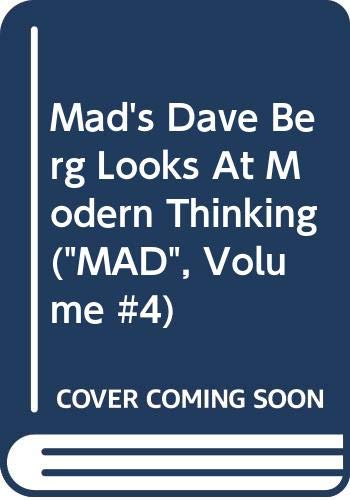 9780446861557: Mad's Dave Berg Looks At Modern Thinking (