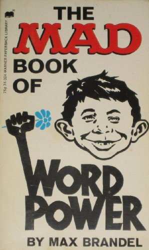 9780446861816: Mad Book of Word Power