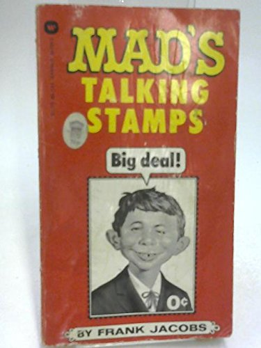 9780446862240: MAD's Talking Stamps