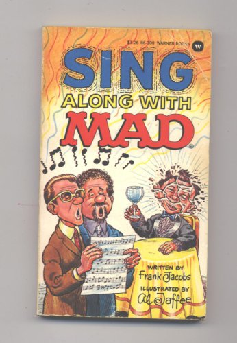 9780446863001: Sing Along with Mad
