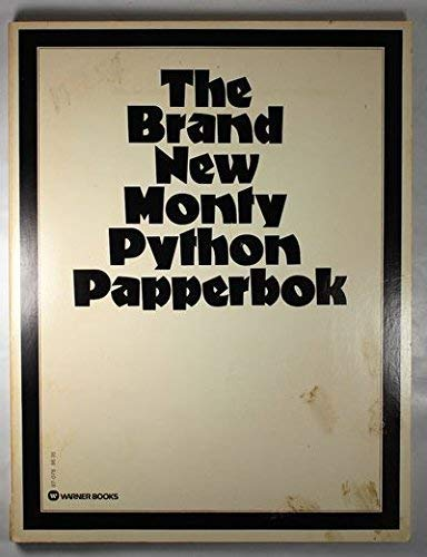 9780446870788: The Brand New Monty Python Papperbok