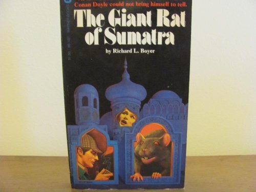9780446881074: Giant Rat of Sumatra
