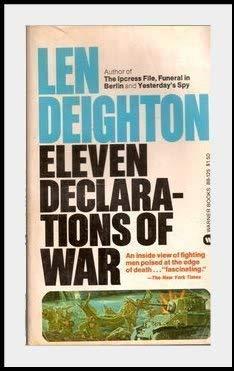 Eleven Declarations of War: Len Deighton