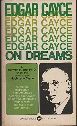 Edgar Cayce On Dreams | Anomaly Archives