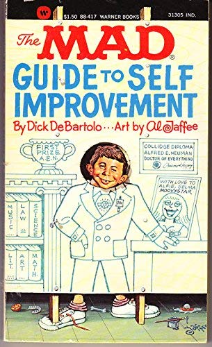 9780446884174: Mad #6: The MAD Guide to Self Improvement
