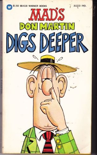 Mad's Don Martin Digs Deeper (Mad #10): Don Martin, Dick