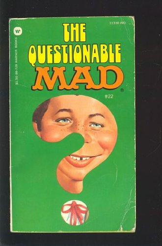 The Questionable MAD (MAD #22)