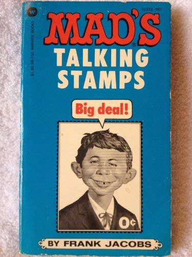 9780446887526: Mad's Talking Stamps