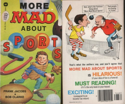 More Mad About Sports: Jacobs, Frank