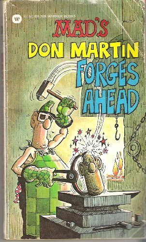 9780446887687: Mad's Don Martin Forges Ahead