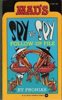 9780446888738: Mads Spy vs spy