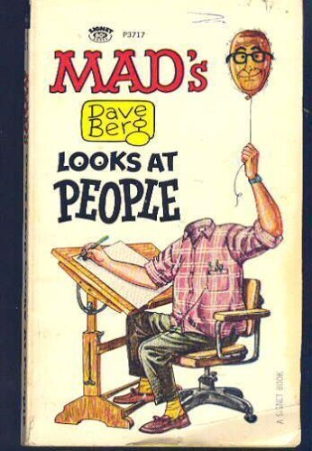 9780446889018: Mad's Dave Berg Looks at People