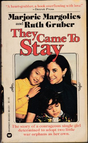 They Came to Stay: Margolies, M.