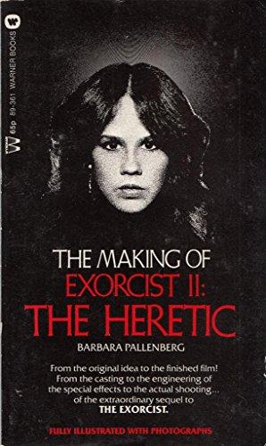 The Making of Exorcist II: The Heretic: Barbara Pallenberg