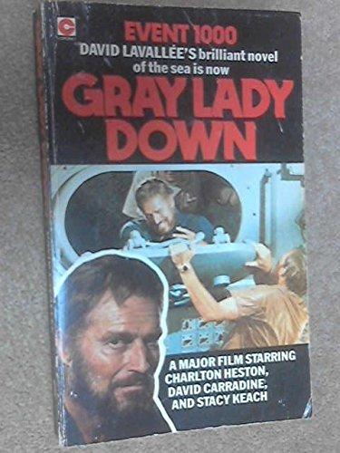 9780446894296: Gray Lady Down
