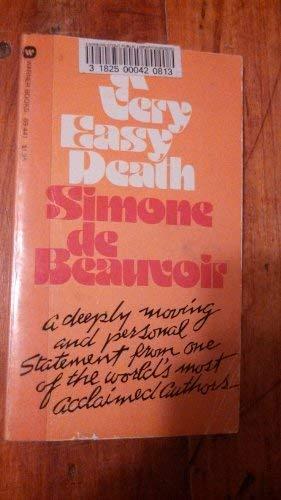 A Very Easy Death: De Beauvoir, Simone