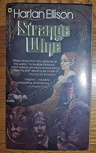 9780446894890: Strange Wine