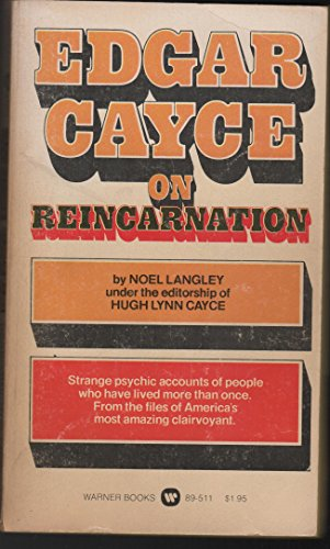 9780446895118: Edgar Cayce on Reincarnation
