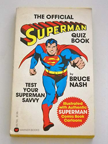 The Official Superman Quiz Book