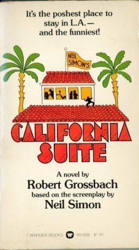 9780446900065: California Suite