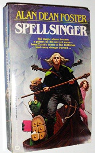 9780446903523: Spellsinger #01