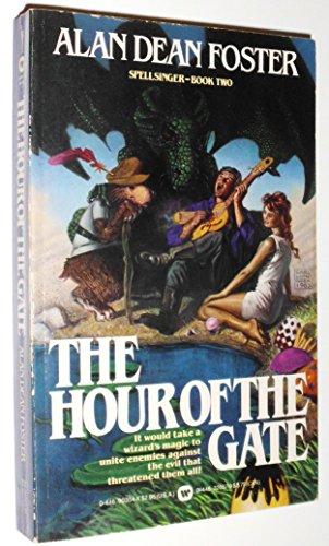 9780446903547: The Hour of the Gate (Spellsinger #2)