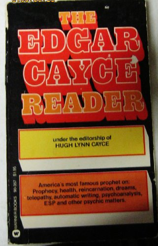 9780446903578: Edgar Cayce Reader - AbeBooks - Violet M