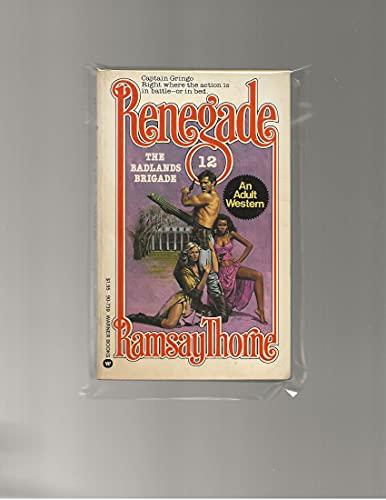 The badlands brigade (Renegade): Thorne, Ramsay