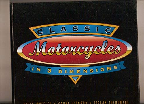 Classic Motorcycles in 3 Dimensions