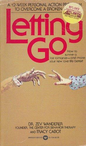 Letting Go: Dr. Zev Wanderer, Tracy Cabot