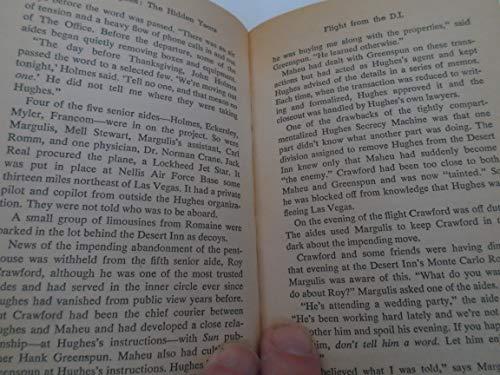 9780446912235: Howard Hughes: The Hidden Years