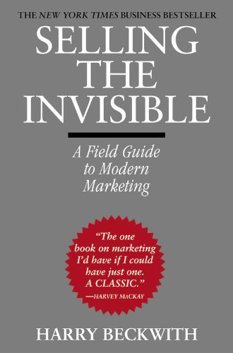 9780446912617: Selling the Invisible a (Gemstar) Field Guide to Modern Marketing