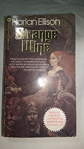9780446919463: Strange Wine: Fifteen New Stories from the Nightside of the World
