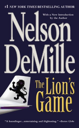 9780446922654: The Lion's Game