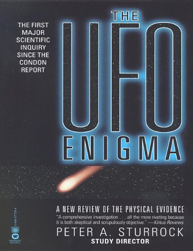 9780446930529: The UFO Enigma a New Review (Oeb) of the Physical Evidence
