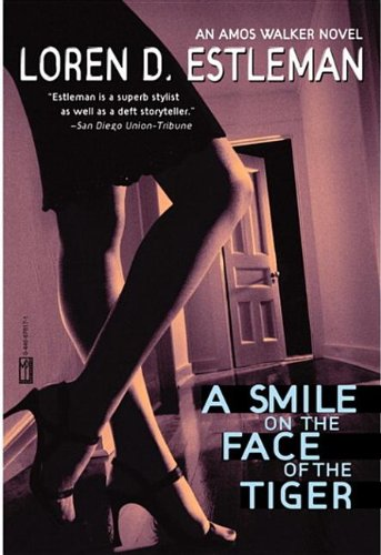 9780446931250: A Smile on the Face of the Tiger: An Amos Walker Novel