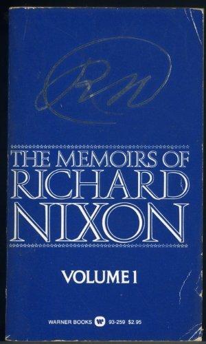 9780446932592: The Memoirs of Richard Nixon: 001