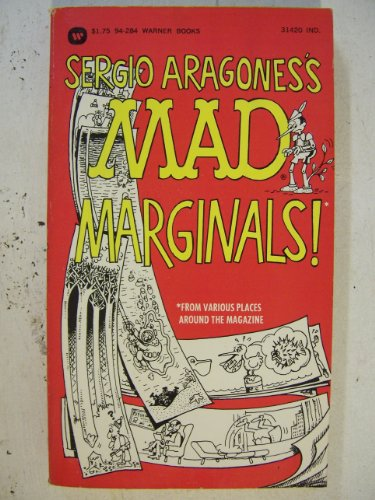 9780446942843: Sergio Aragones's Mad Marginals