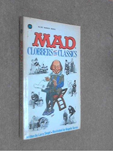 9780446942874: Mad Clobbers the Classics