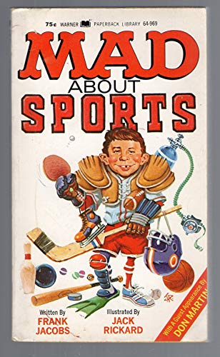 9780446944274: Mad about Sports