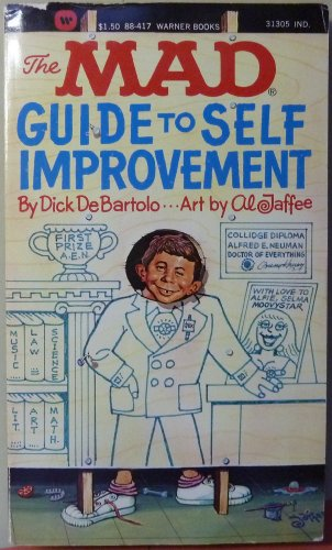9780446944328: Mad Guide to Self-Improvement
