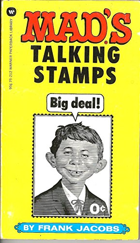 9780446944397: Mad's Talking Stamps