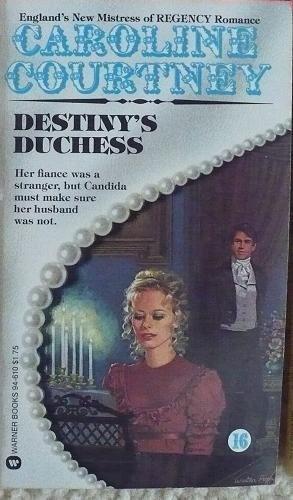 9780446946100: Destiny's Duchess