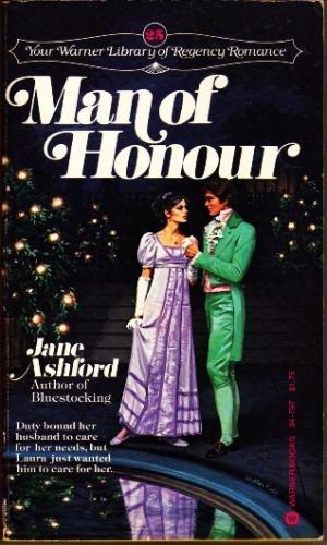 Man of Honour: Ashford, Jane