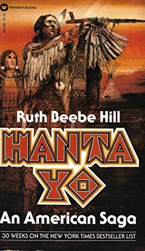 9780446962988: Hanta Yo : An American Saga