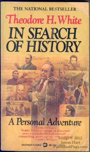 9780446967297: In Search of History: A Personal Adventure