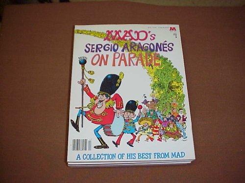 9780446970976: Sergio Aragones on Parade