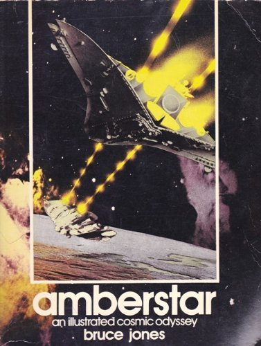 Amberstar: An illustrated cosmic odyssey