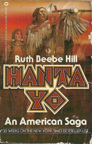 9780446978576: Hanta Yo: An American Saga