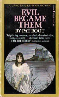 9780447734539: Evil Became Them (Lancer Gilt-Edge Gothic, 73-453)